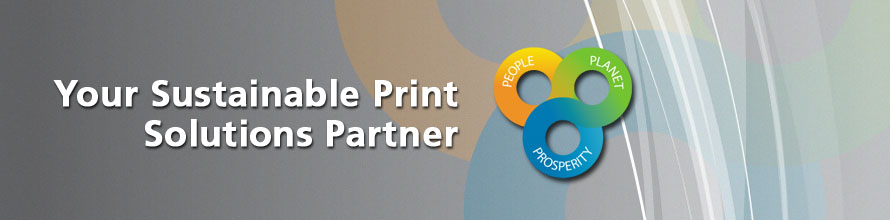 Your Sustainable Print Solutions Partner